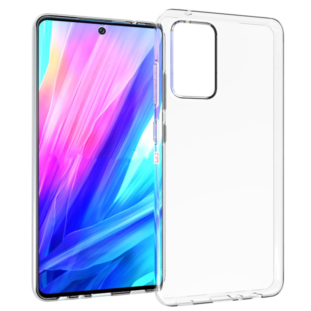 Accezz Coque Clear Samsung Galaxy A52 (5G) / A52 (4G) - Transparent