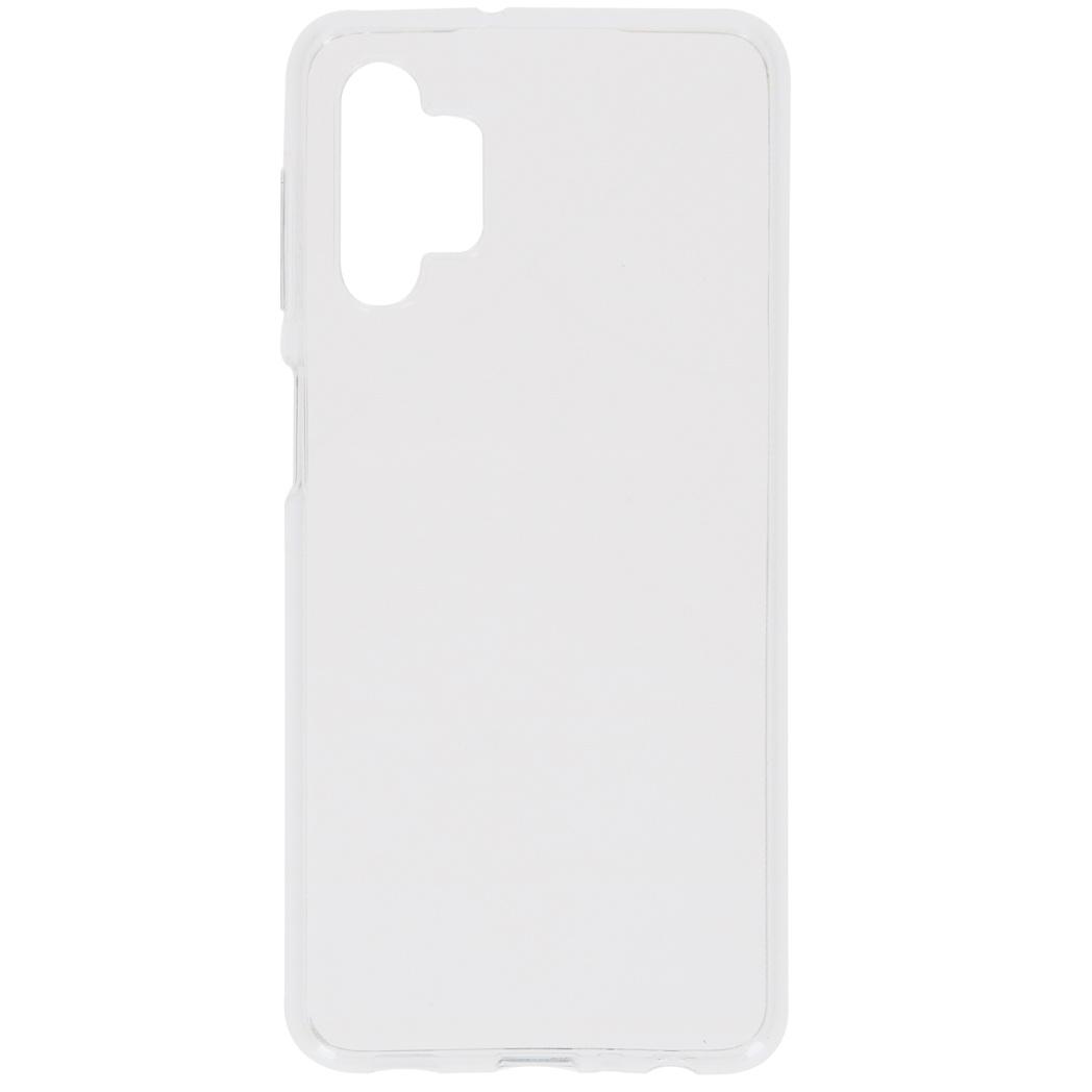 iMoshion Coque silicone Samsung Galaxy A32 (5G) - Transparent