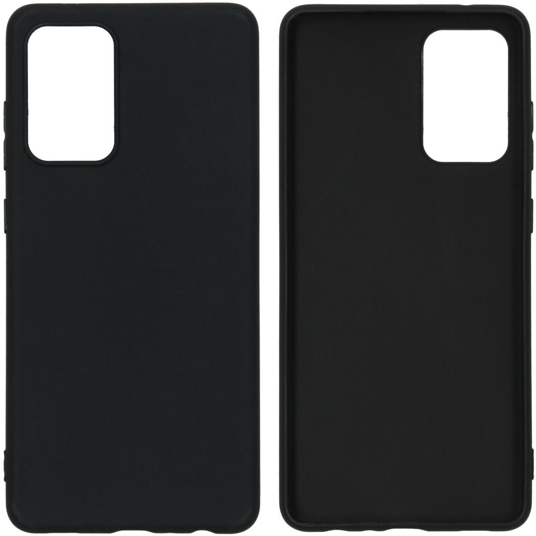 iMoshion Coque Color Samsung Galaxy A72 - Noir