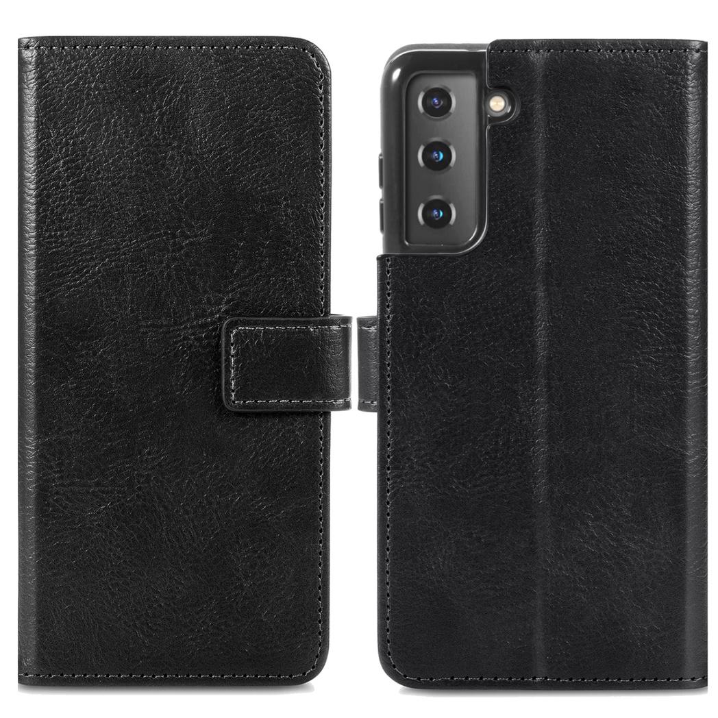 iMoshion Étui de téléphone portefeuille Luxe Samsung Galaxy S21