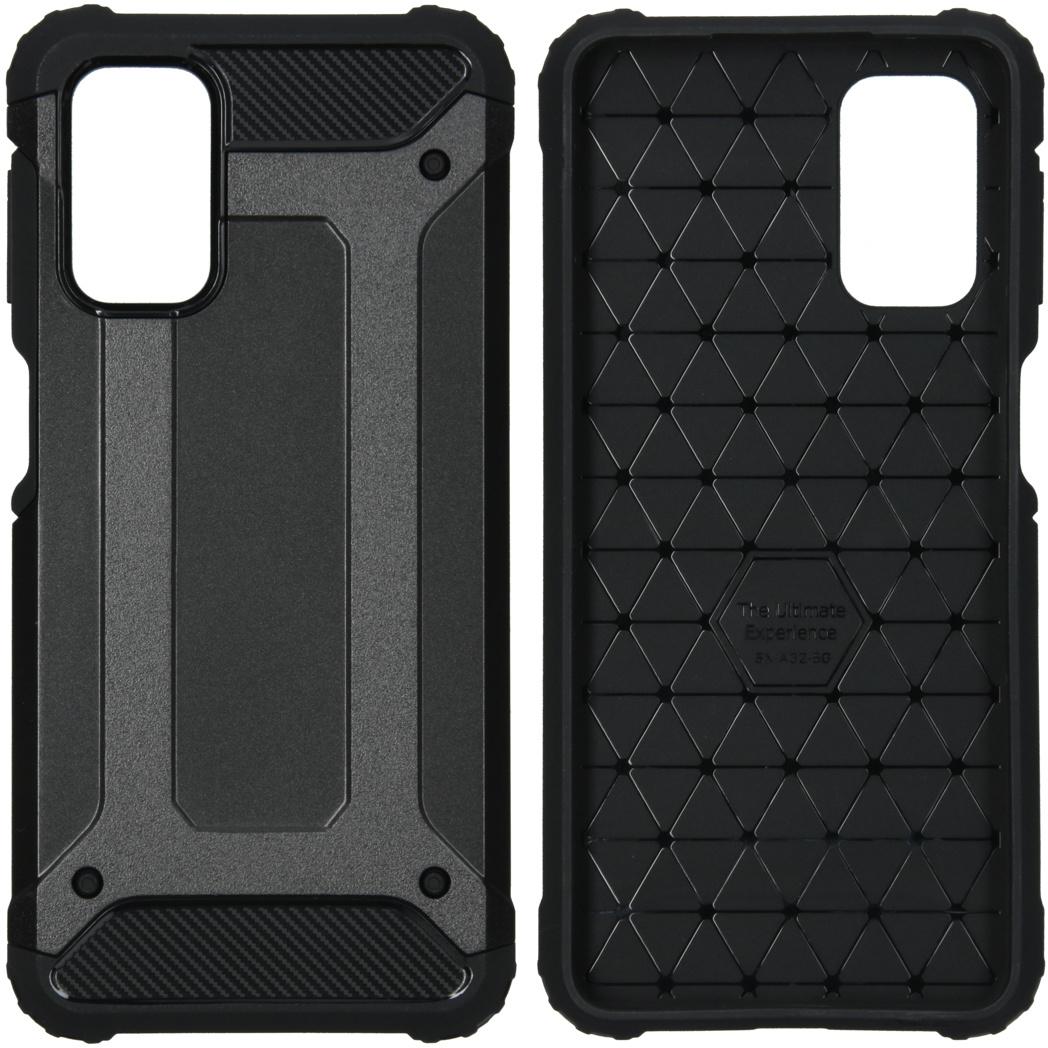 iMoshion Coque Rugged Xtreme Samsung Galaxy A32 (5G) - Noir