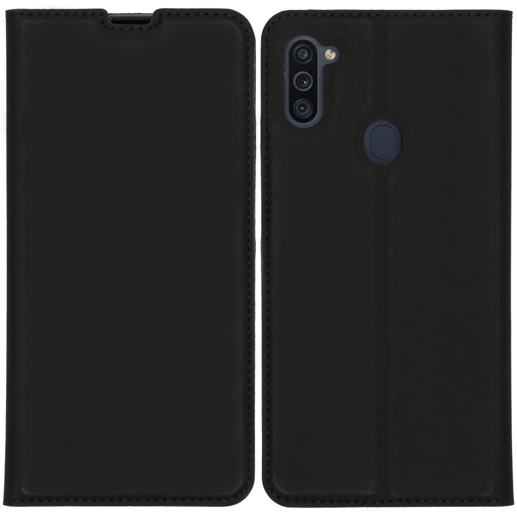 iMoshion Étui de téléphone Slim Folio Samsung Galaxy M11/ A11 - Noir