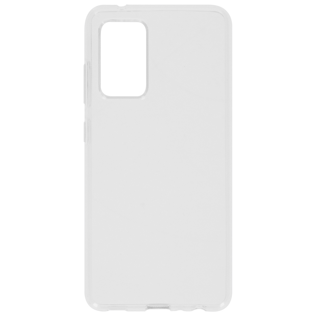 iMoshion Coque silicone Galaxy A52 (5G) / A52 (4G) - Transparent