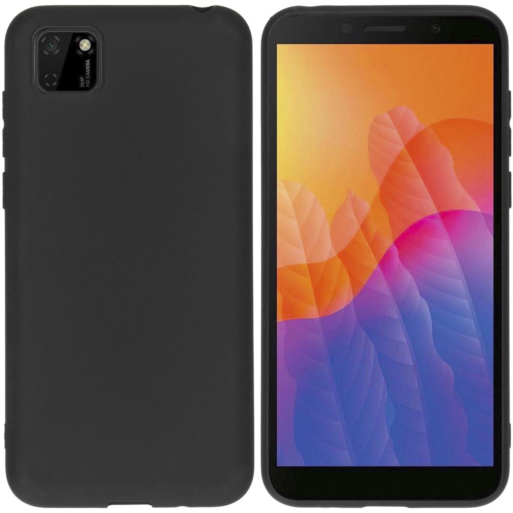 iMoshion Coque Color Huawei Y5p - Noir