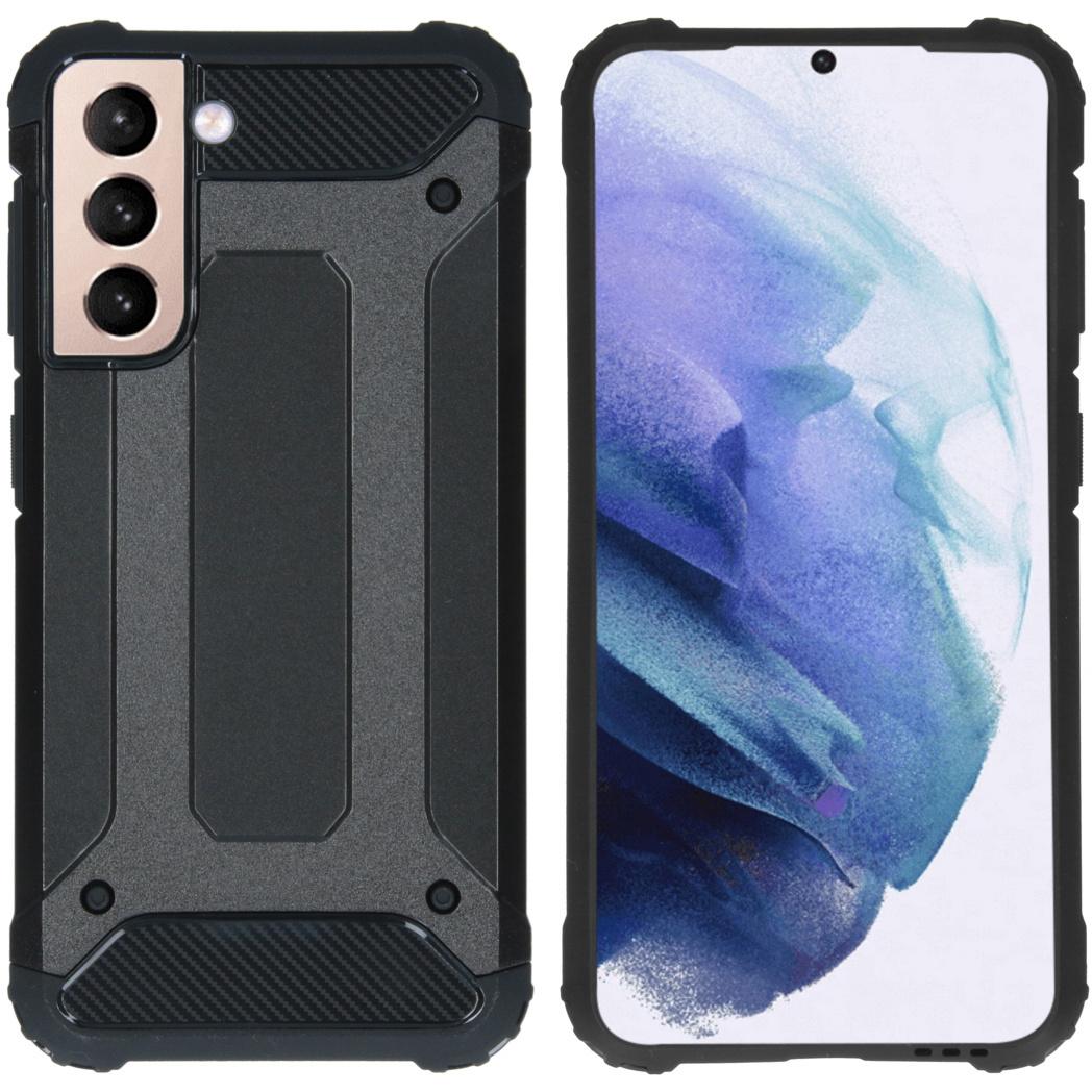 iMoshion Coque Rugged Xtreme Samsung Galaxy S21 - Noir