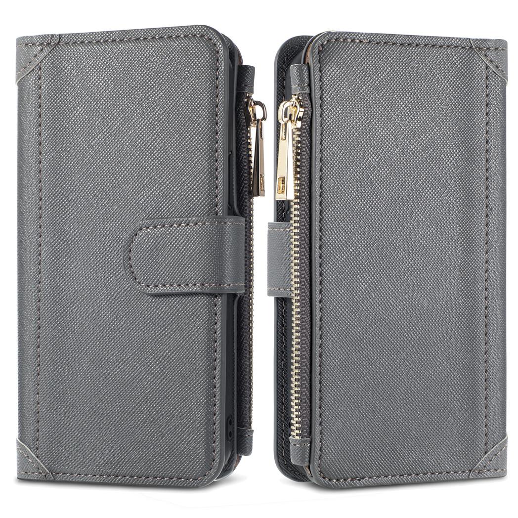 iMoshion Porte-monnaie de luxe Samsung Galaxy S20 FE - Gris