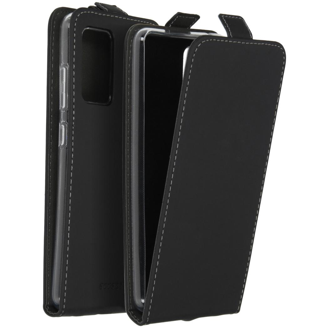 Accezz Étui à rabat Samsung Galaxy A52 (5G) / A52 (4G) - Noir