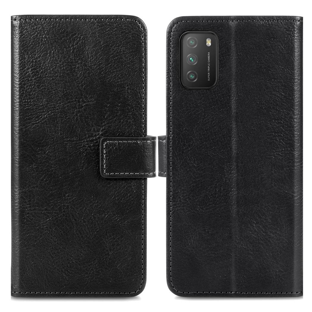 iMoshion Étui de téléphone portefeuille Luxe Xiaomi Poco M3