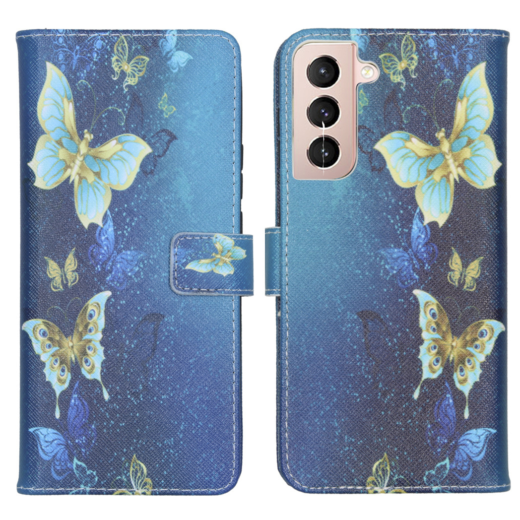 iMoshion Coque silicone design Samsung Galaxy S21