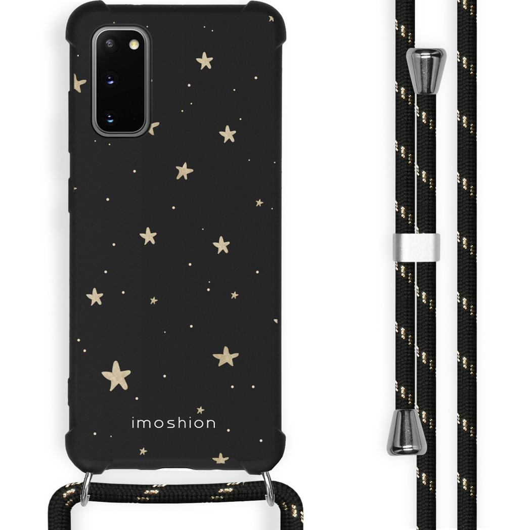 iMoshion Coque Design avec cordon Samsung Galaxy S20 Plus - Etoiles