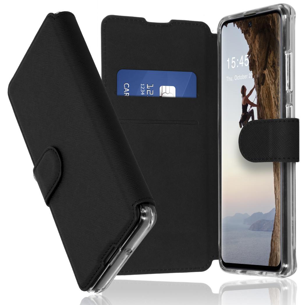 Accezz Étui de téléphone Xtreme Wallet Samsung Galaxy A51 - Noir