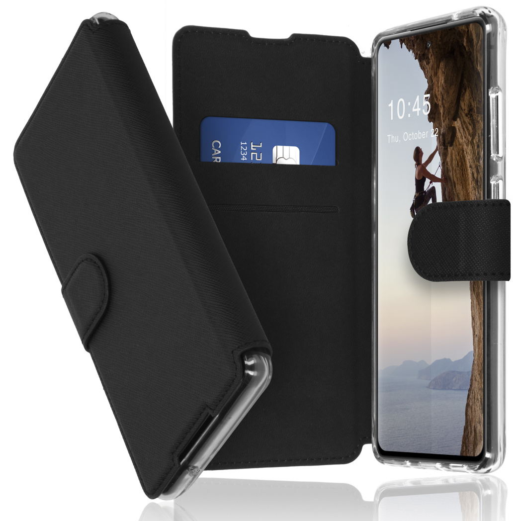 Accezz Étui de téléphone Xtreme Wallet Samsung Galaxy S20 FE - Noir