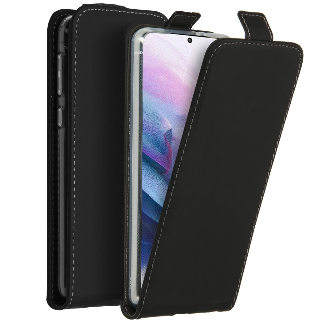 Accezz Étui à rabat Samsung Galaxy S21 Plus - Noir