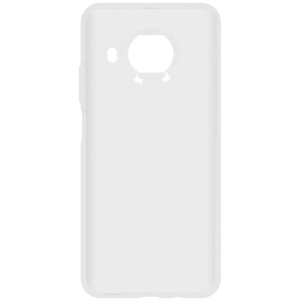 iMoshion Coque silicone Xiaomi Mi 10T Lite - Transparent