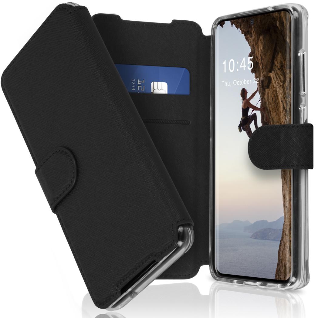 Accezz Étui de téléphone Xtreme Wallet Samsung Galaxy S20 - Noir