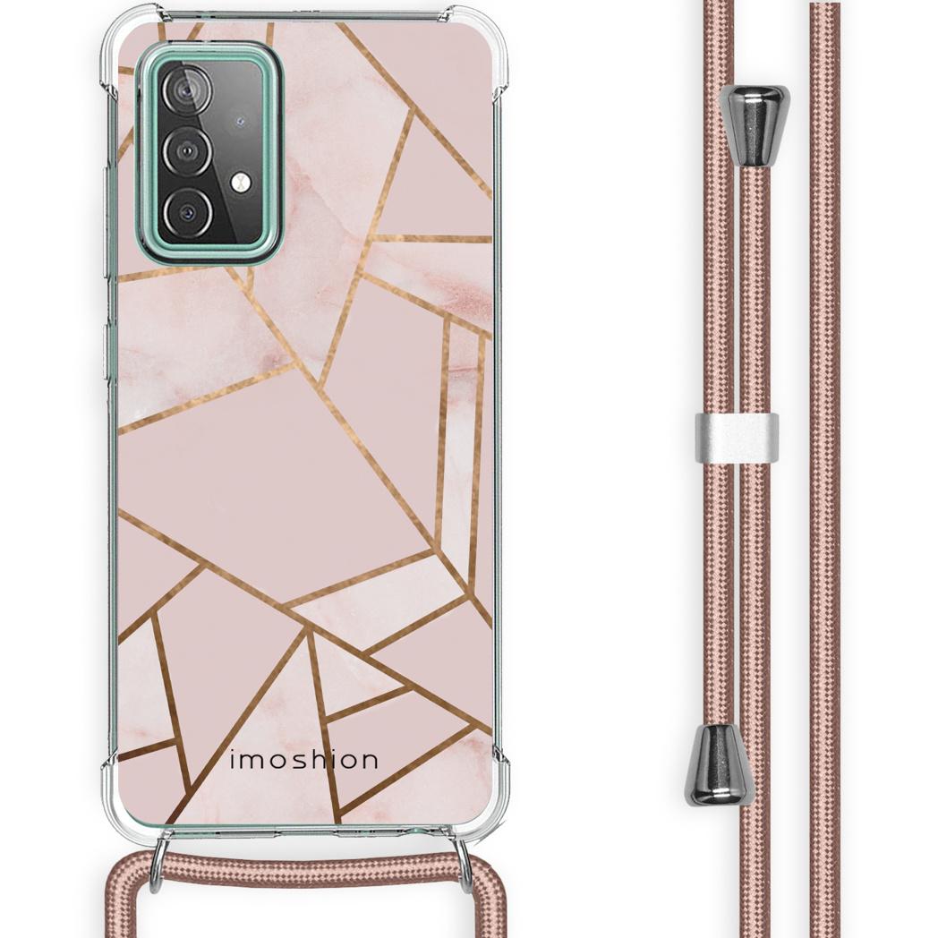 iMoshion Coque Design avec cordon Samsung Galaxy A52 (5G) / A52 (4G)