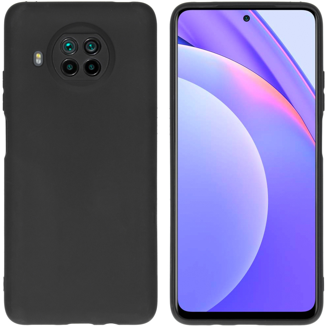 iMoshion Coque Color Xiaomi Mi 10T Lite - Noir