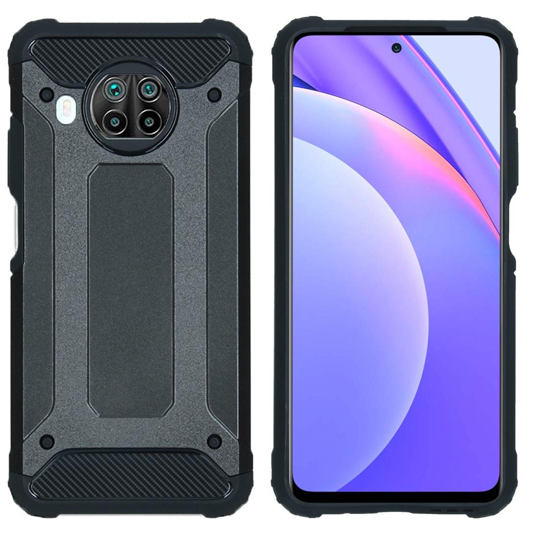 iMoshion Coque Rugged Xtreme Xiaomi Mi 10T Lite - Noir