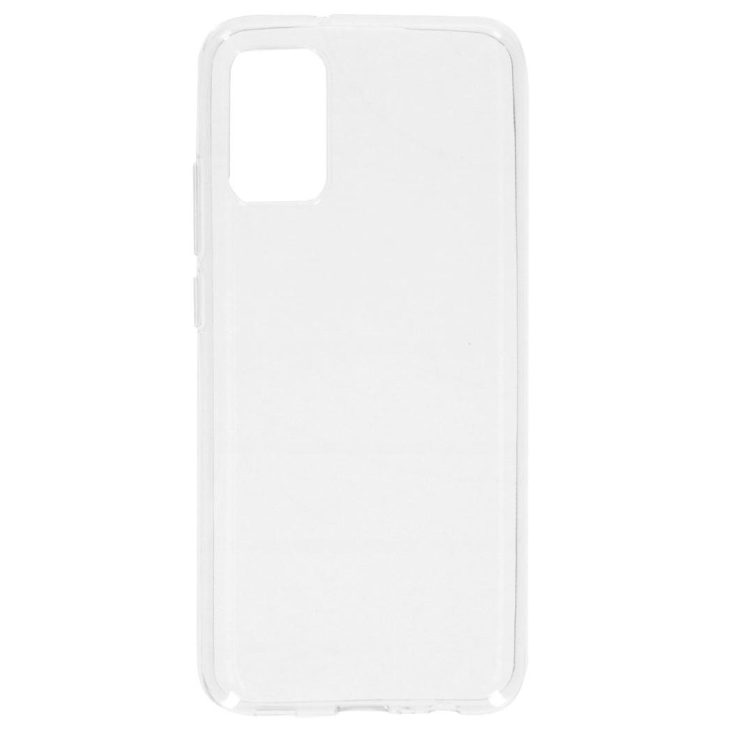 iMoshion Coque silicone Samsung Galaxy A02s - Transparent