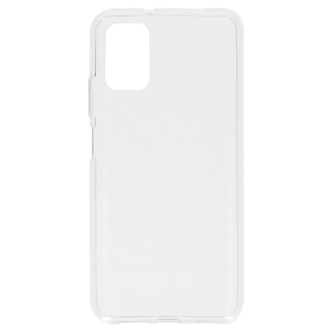 iMoshion Coque silicone Xiaomi Poco M3 - Transparent