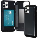 iMoshion Coque avec support de passe iPhone 11 Pro - Noir
