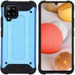 iMoshion Coque Rugged Xtreme Samsung Galaxy A42 - Bleu clair