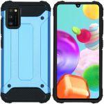 iMoshion Coque Rugged Xtreme Samsung Galaxy A41 - Bleu clair