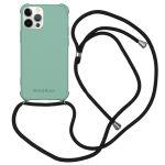 iMoshion Coque Color avec cordon iPhone 12 (Pro)