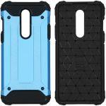 iMoshion Coque Rugged Xtreme OnePlus 8 - Bleu clair