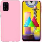 iMoshion Coque Color Samsung Galaxy M31s - Rose
