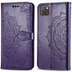 iMoshion Etui de téléphone portefeuille Huawei Y5p - Violet