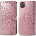 iMoshion Etui de téléphone portefeuille Huawei Y5p - Rose Champagne