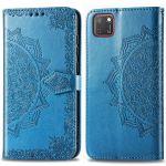 iMoshion Etui de téléphone portefeuille Huawei Y5p - Turquoise