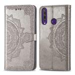 iMoshion Etui de téléphone portefeuille Huawei Y6p - Gris