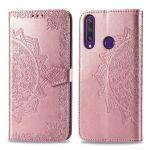 iMoshion Etui de téléphone portefeuille Huawei Y6p - Rose Champagne