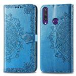 iMoshion Etui de téléphone portefeuille Huawei Y6p - Turquoise