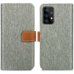 iMoshion Étui de téléphone Canvas Luxe Galaxy A52 (5G) / A52 (4G)