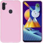 iMoshion Coque Color Samsung Galaxy M11 / A11 - Rose