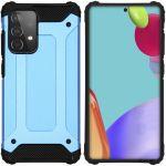 iMoshion Coque Rugged Xtreme Galaxy A52 (5G) / A52 (4G) - Bleu clair