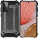 iMoshion Coque Rugged Xtreme Samsung Galaxy A72 - Noir