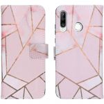iMoshion Coque silicone design Huawei P30 Lite - Pink Graphic