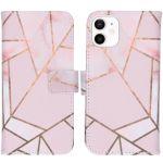 iMoshion Coque silicone design iPhone 12 Mini - Pink Graphic