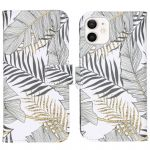 iMoshion Coque silicone design iPhone 12 Mini - Glamour Botanic