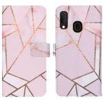 iMoshion Coque silicone design Samsung Galaxy A20e - Pink Graphic