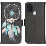 iMoshion Coque silicone design Samsung Galaxy A21s - Dreamcatcher