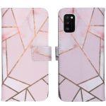 iMoshion Coque silicone design Samsung Galaxy A41 - Pink Graphic