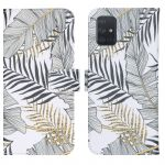 iMoshion Coque silicone design Samsung Galaxy A71 - Glamour Botanic
