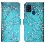 iMoshion Coque silicone design Samsung Galaxy M31 - Blossom