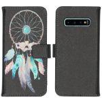 iMoshion Coque silicone design Samsung Galaxy S10 - Dreamcatcher