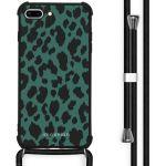 iMoshion Coque Design avec cordon iPhone 8 Plus / 7 Plus - Léopard